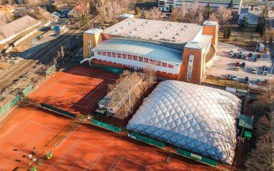 Pályázati felhívás a Széktói Tenisztelep határozott idejű bérletére